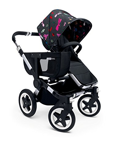 Bugaboo Donkey Sun Canopy - Andy Warhol Bugs (Special Edition) by Bugaboo