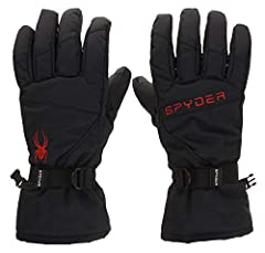 An updated collection of Spyder gloves for every part of your winter lifestyle. Function meets form with waterproofness and high quality materials to keep you warm and dry, all day.