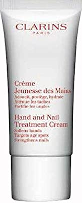 Clarins Hand And Nail Treatment Cream Travel Size - 1.7 Fluid Ounce