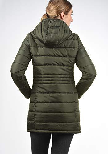 Moda Parka Pour Peat D'hiver Femme Capuche Manteau Palina Veste Longue À Vero 6adAq6