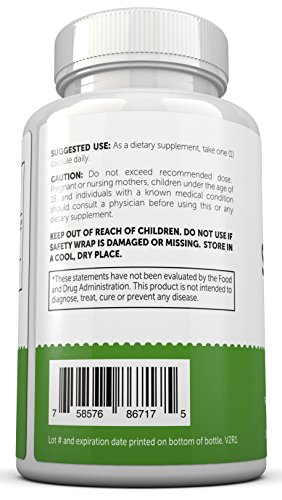 Eco Pure Health Pure Saffron Extract Dietary Supplement — Suppresses Appetite and Promotes Healthy Weight Loss — All Natural, Gluten Free — 60 Veggie Capsules by Eco Pure Health (Image #3)