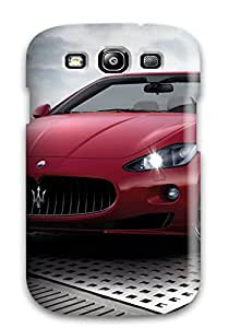 Cheap 4120092K75484593 First-class Case Cover For Galaxy S3 Dual Protection Cover Maserati Grancabrio