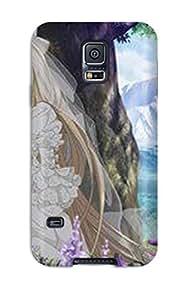 Hot LFHeZQv2647gDtoS Case Cover Protector For Galaxy S5- Gosick