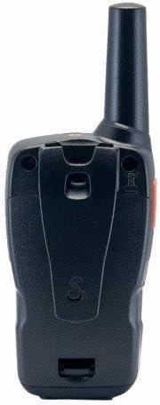 noir fonction d/économie d/énergie /écouteurs mains libres et cas set de 2 VOX Cobra AM847 Talkie-walkie l/éger avec une port/ée jusqu/à 10 km