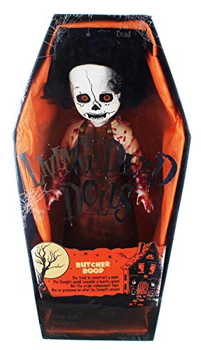 Butcher Boop Living Dead Dolls Series 32 Action Figure Gothic Horror Collectible -