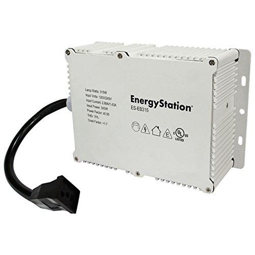 Plantmax EnergyStation 315 Watt Ceramic Metal Halide Electronic Ballast 120V/240V