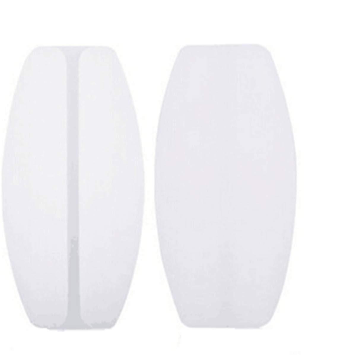 Silicone Bra Strap Cushions Soft Holder Non-slip Shoulder Protectors Pads, 2PC TM