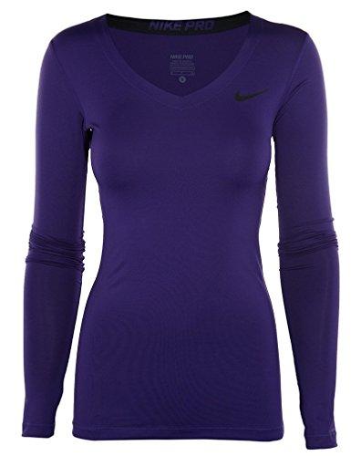 UPC 886061654624, Nike Pro Long-Sleeve Training Shirt Womens Style: 589368-548 Size: M