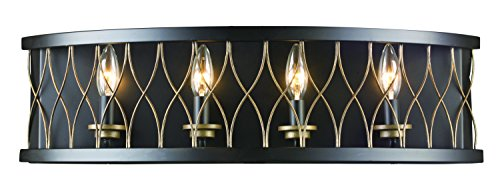 Trans Globe Lighting Indoor Tahoe Wall Sconce, 26