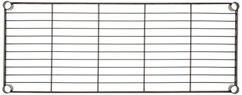 AmazonBasics 4-Shelf Shelving Unit - Black by AmazonBasics (Image #4)