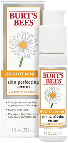 Facial Treatments: Burt's Bees Skin Perfecting Serum
