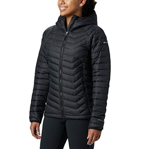 Columbia Women's Powder Lite Hooded Jacket' Powder Lite Hooded Jacket