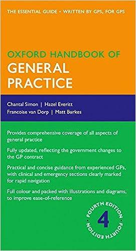 Kết quả hình ảnh cho Oxford Handbook of General Practice amazon