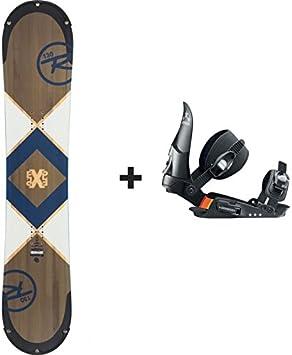 Rossignol – Pack Snowboard EXP Junior + reflejo S/M – talla S/M ...