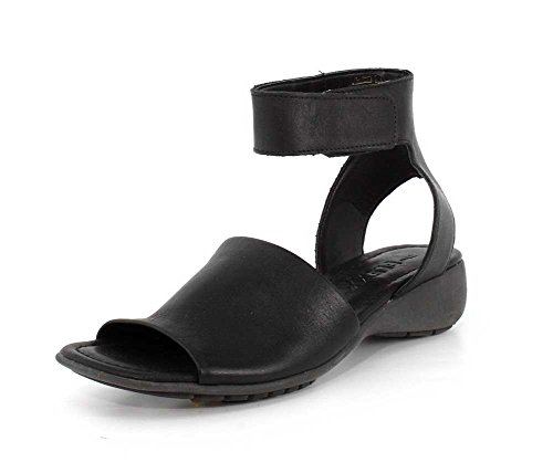 buy cheap countdown package The Flexx Women's Beglad Wedge Sandal Black Vacchetta free shipping shopping online cheap brand new unisex get authentic for sale ABDTzsmkfl