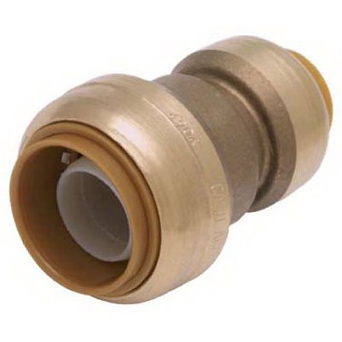 SharkBite U058LFA 1/2-Inch by 3/4-Inch SharkBite Lead Free Reducing Coupling