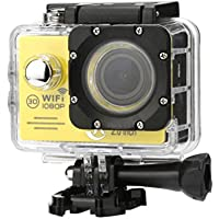 Sports Camera 2Inch WIFI Waterproof 1080P HD Action Camera Sport DV for Gopro