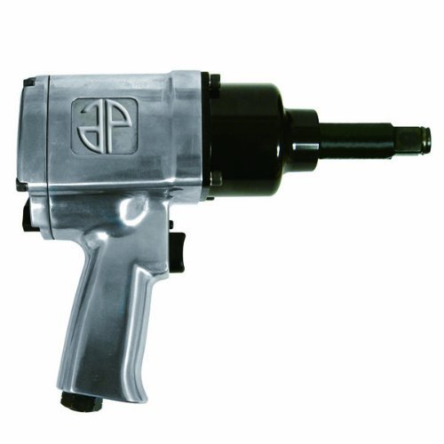 Astro 1835L 3/4-Inch Square Drive Super Duty Impact Wrench with 6-Inch Anvil - Double Hammer