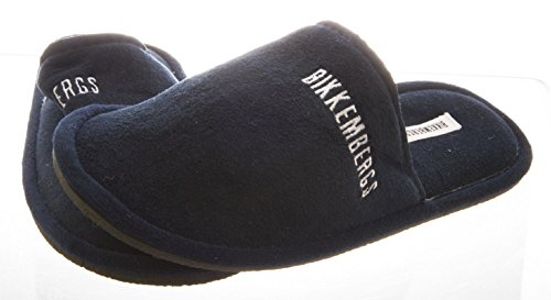BIKKEMBERGS Clutch Bag Slipper P729 W60 Size SMALL Foot 39-40 Color 3100 BLUE (Bikkembergs Men Shoes)