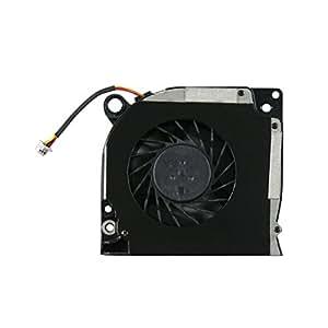 Nuevo portátil CPU ventilador de refrigeración para Dell Latitude D620, D630, D630 C,