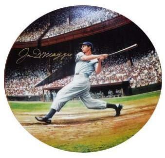 Joe DiMaggio signed New York Yankees Bradford Exchange