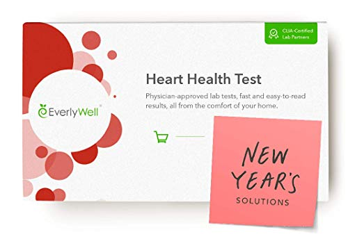 EverlyWell - Heart Health Test - Understand Your Risk Factors for Heart Disease (Not Available in NY