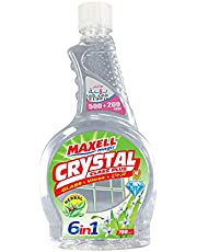 Maxell Magic Crystal Glass & Window Cleaners With Herbs Secent , 700 ml