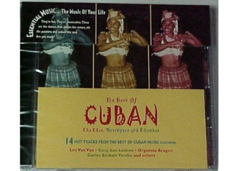(The Best Of Cuban - Cha Chas)
