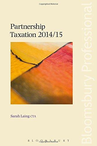 Partnership Taxation 2014/15