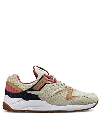 Saucony - Zapatillas para hombre marrón marrón Einheitsgröße marrón