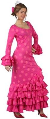 Atosa-97163 Disfraz Flamenca, color rosa, M-L (97163): Amazon.es ...
