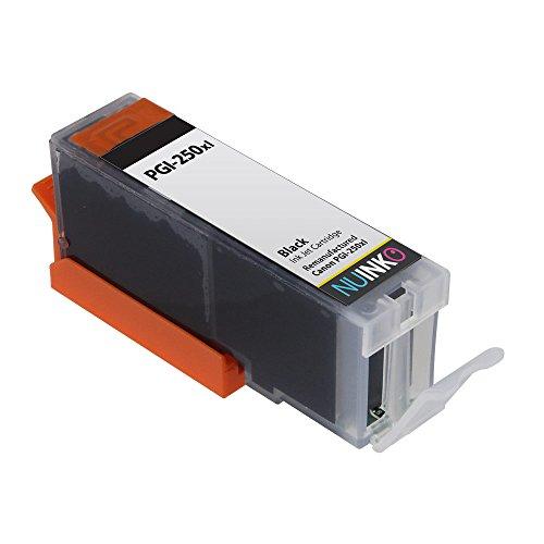 NUINKO 12 Pack Compatible Canon PGI250 PGI-250 CLI251 CLI ...