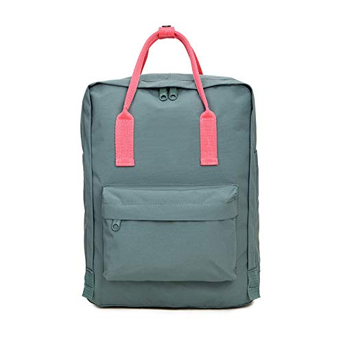 (NDYE New Design Students Bag Backpack Arrival Children Solid Waterproof Oxford Backpacks Student School Bags)