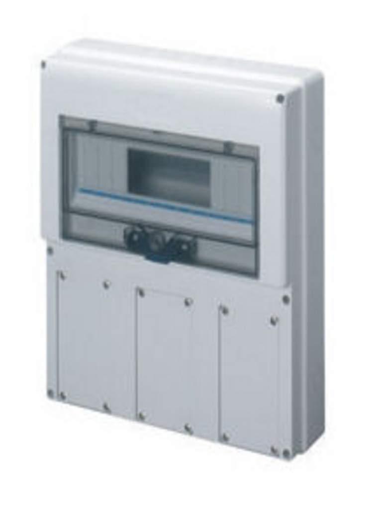 MLMLH Contatore Elettrico KWh Meter-Digital trifase a 4 Fili su Guida DIN 20 80 A Contatore elettronico