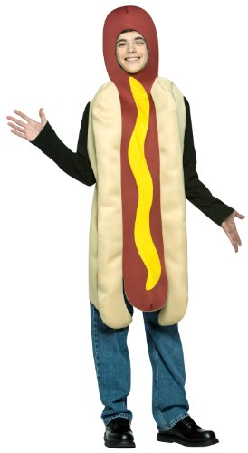 Rasta Imposta Light Weight Hot Dog, Multi, Teen