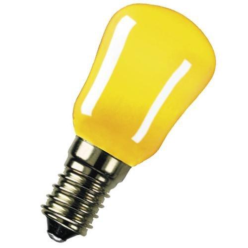 Clar-leuci - Lá mpara incandescente pebetero amarillo 15w 220/240v e-14 11982