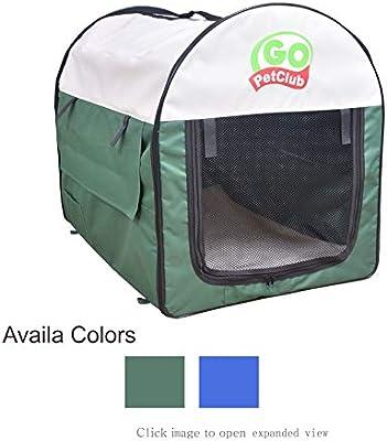 Go Pet Club - Suave Jaula para Mascotas: Amazon.es: Productos para ...