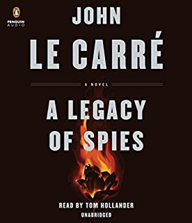 Book Cover: A Legacy of Spies: A Novel