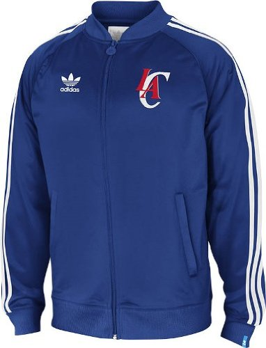 Los Angeles Clippers Adidas Originals NBA Legacy Primary Logo Track ()