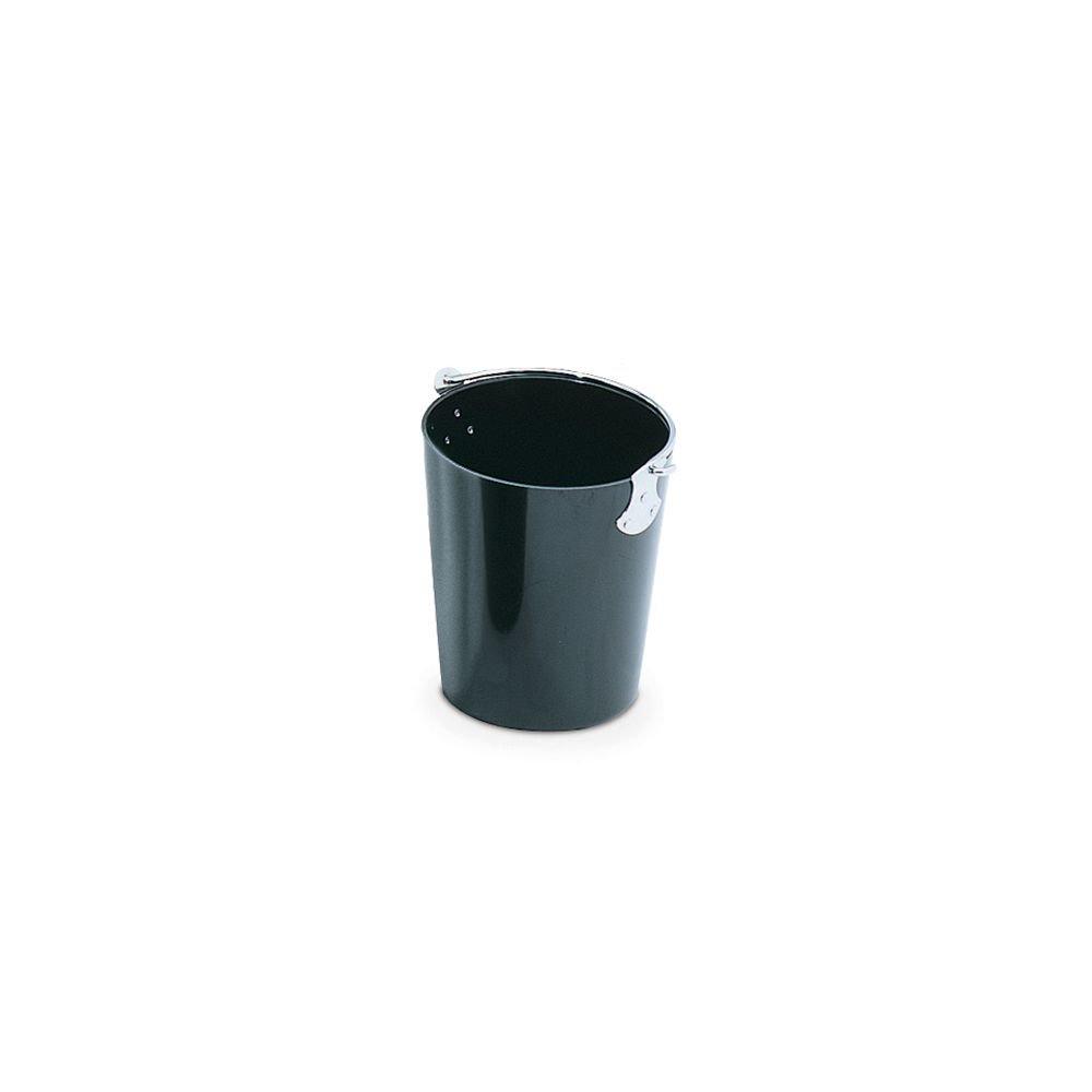 Vollrath 52930 Plastic Economy Black 5.75 Quart Wine Cooler