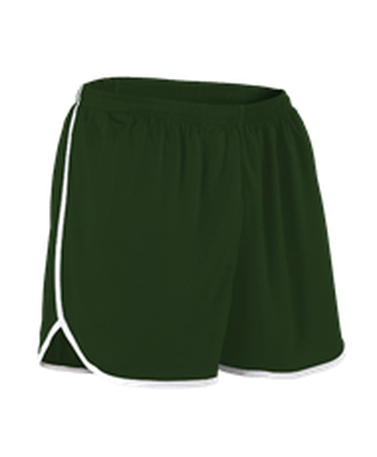 Alleson YOUTH PERFORMANCE RUNNING TRACK & FIELD BOYS SHORT R2LFPY for sale