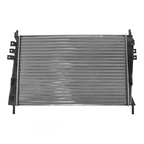 Radiator Assembly Aluminum Core Direct Fit for 02-08 Jaguar X-Type