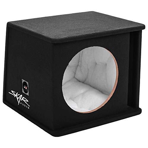 """Skar Audio SK1X15V Single 15"""" Universal Fit Ported Subwoofer Enclosure"""