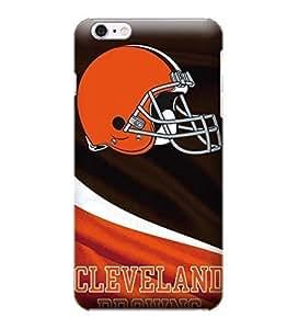 Allan Diy iPhone 6 Plus case cover, NFL - Cleveland Browns - iPhone hCiDF1pm5eF 6 Plus case cover - High Quality PC case cover
