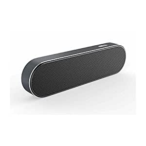 Bluetooth Speaker with 24-Hour Playtime, 66-Foot Bluetooth Range & Built-in Mic, Dual-Driver Portable Wireless Speaker with Low Harmonic Distortion and Superior Sound