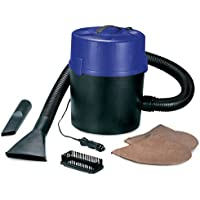 RoadPro RPSC-807 10 12V Super Wet/Dry Vacuum with 1 Gallon Canister
