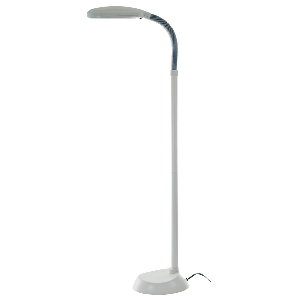 Natural Light Floor Lamps: Amazon.com: Natural Full Spectrum Sunlight Therapy Reading Floor Lamp by  Lavish Home (Beige): Home Improvement,Lighting