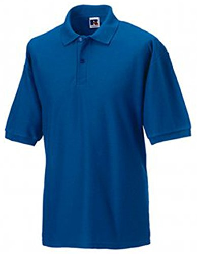 Jerzees Pique Polo Shirt 6XL Bright Royal