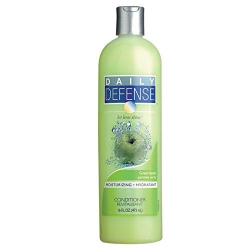 Daily Defense Moisturizing Green Apple Conditioner 18 fl oz