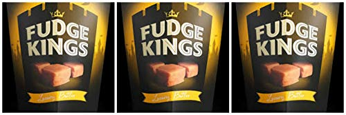 Kings Luxury Butter 150g x 3 Expires July 2019 Ships 3-5 Days USA ()